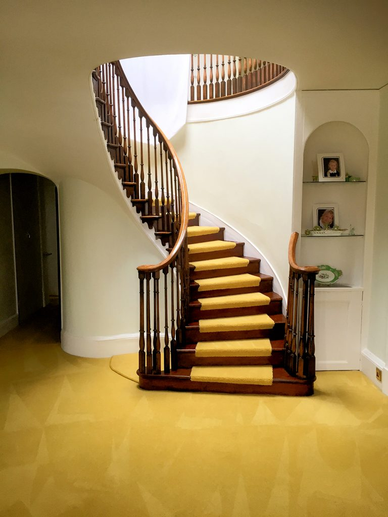 Stairs And Hall Cleaning Martins Carpet Cleaning
